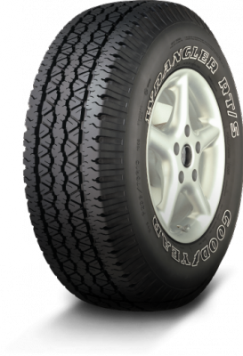 Wrangler RT/S Tires